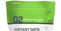 Myprotein's Instant Oats supplement