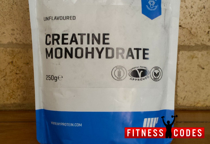 Myprotein Creatne Monohydrate Review