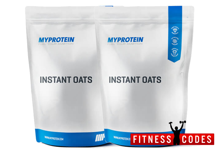 Myprotein Instant Oats Review