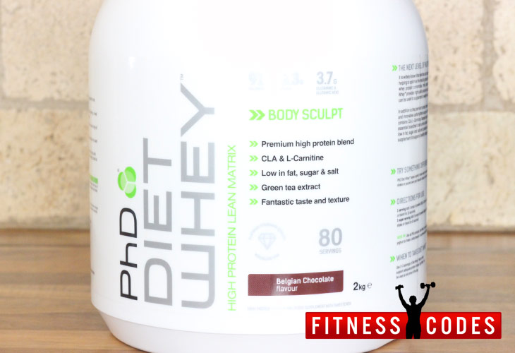 impact diet whey review